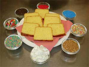 Cake versieren